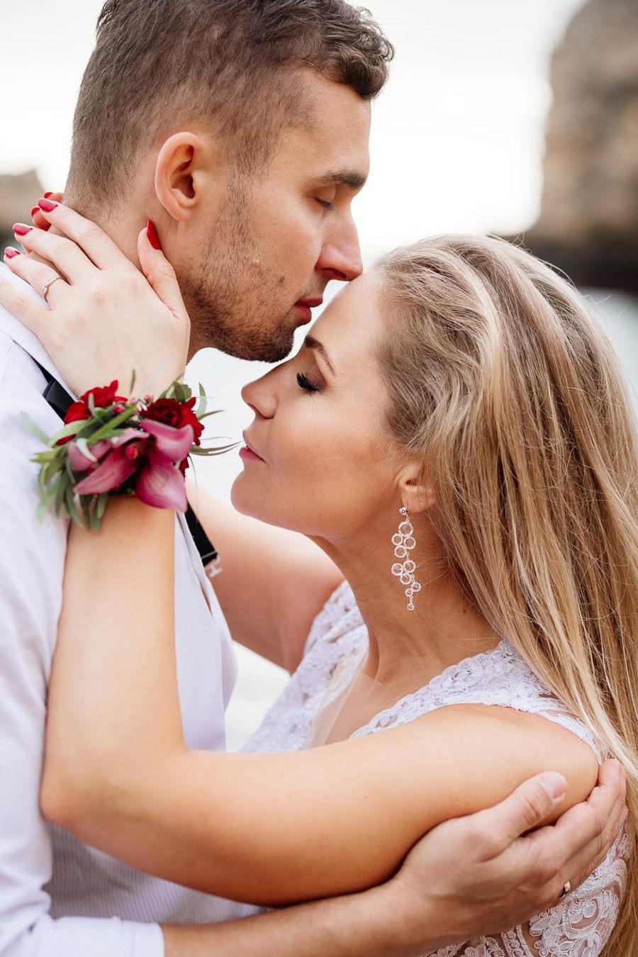 sesja ślubna w portugalii, kasia i tomek