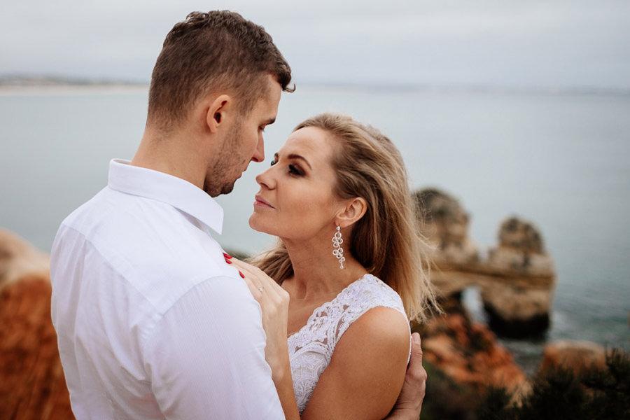sesja ślubna w portugalii kasia i tomek