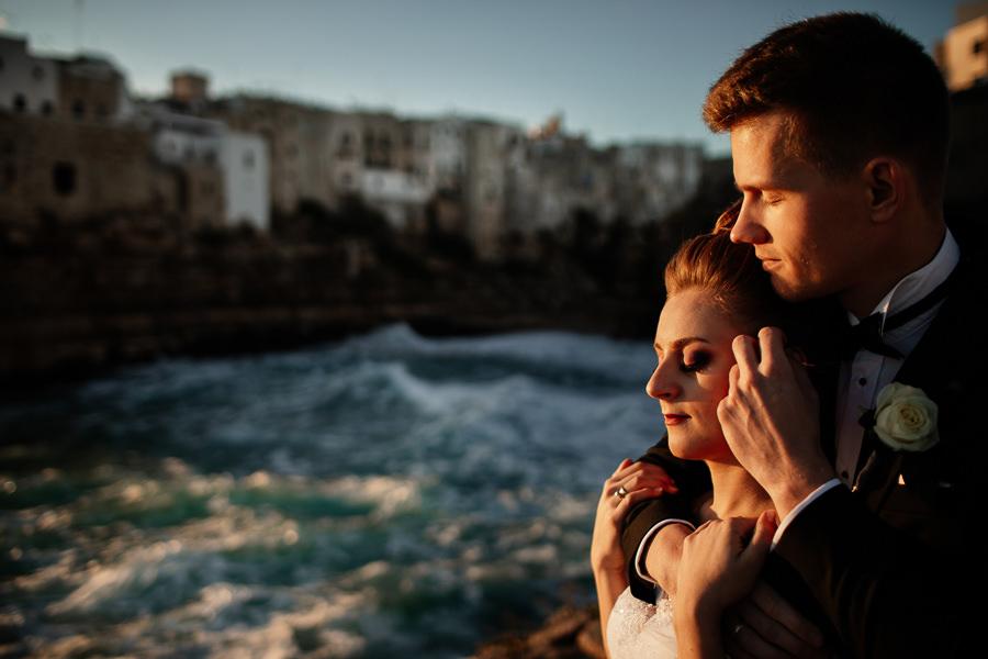 włochy ślub na plaży