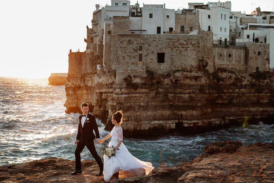sesja ślubna we włoszech kasia i tomek