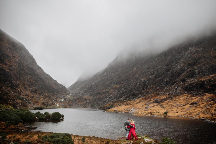 sesja w górach irlandia