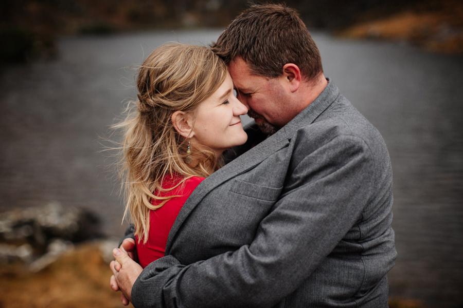 najpiękniejsze zdjęcia partnerskie Kasia i Tomek fotografia