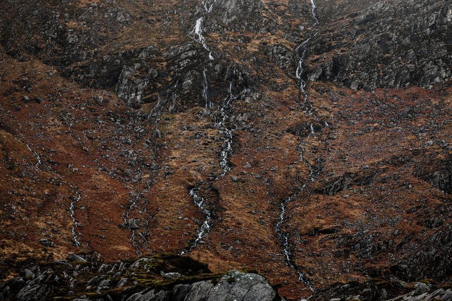 killarney national park irlandia góry wodospady