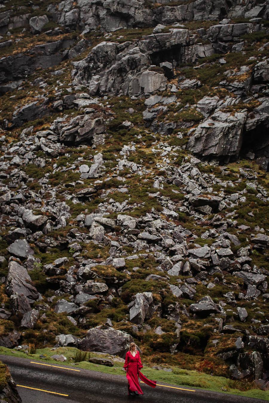 killarney national park irlandia sesja narzeczeńska ślubna kasia i tomek