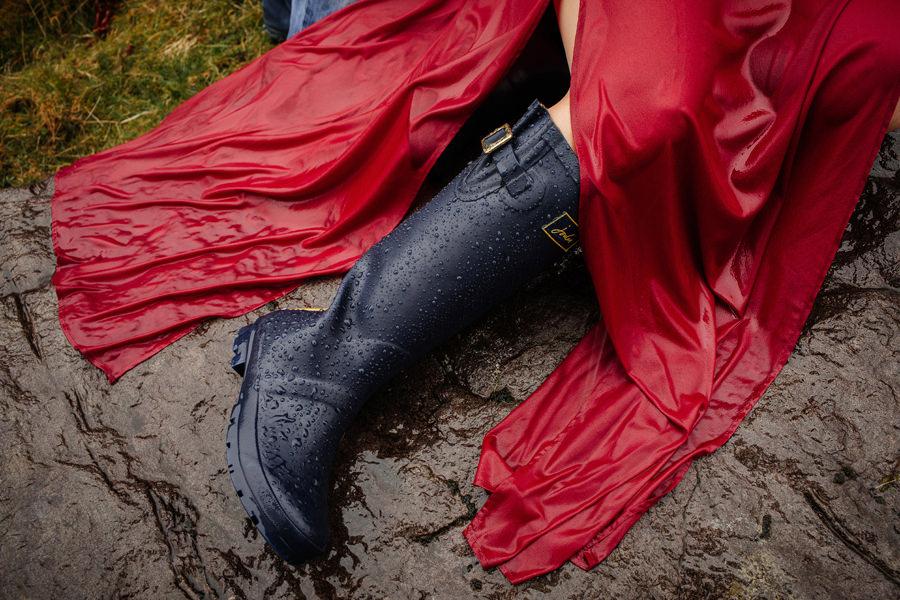 sesja ślubna w deszczu, sesja w deszczu, sesja w irlandii