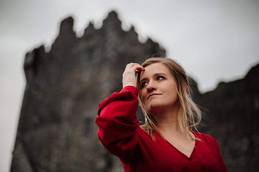 sesja ślubna w irlandii, kasia i tomek fotografia