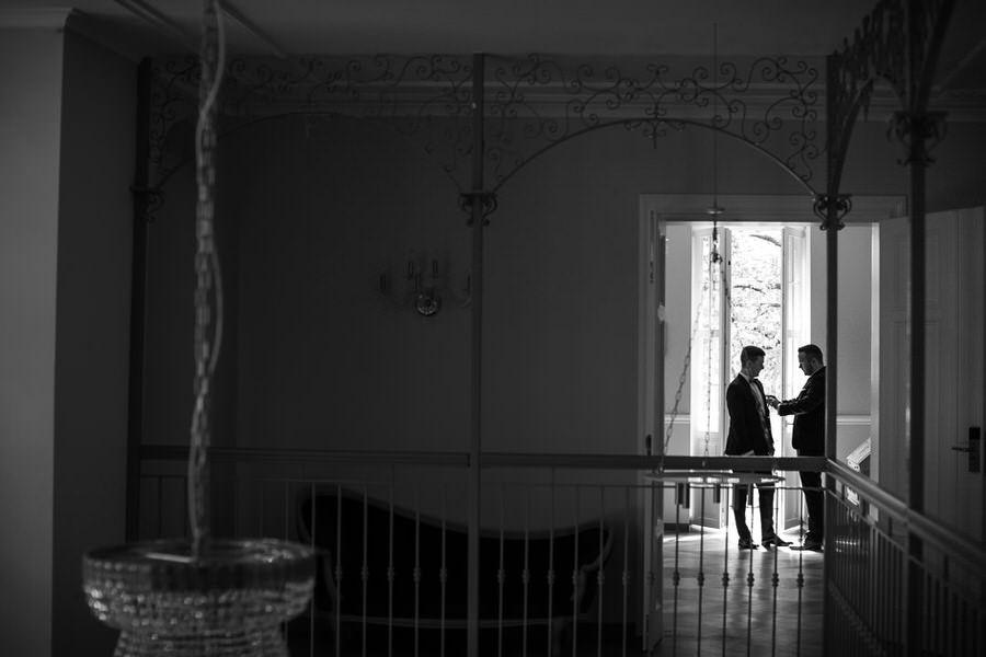 elegancki ślub w pałacu