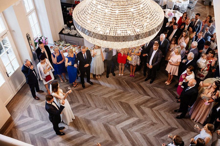 pałac rajkowo wesele szczecin