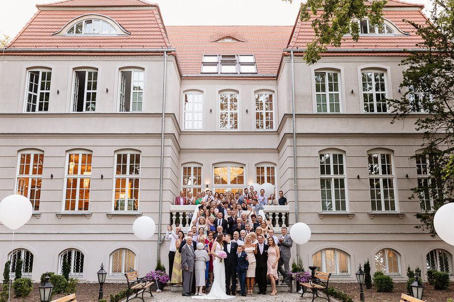 wesele w pałacu szczecin