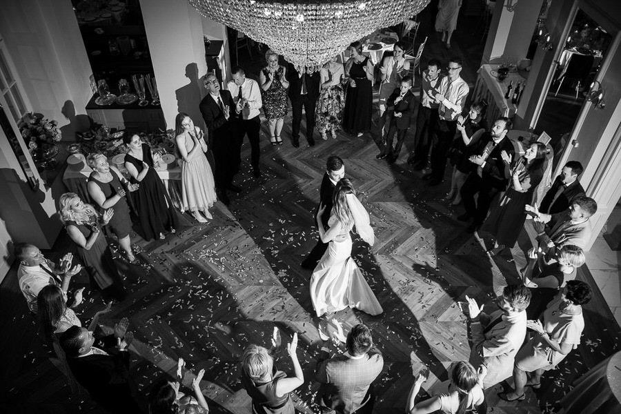 pałac rajkowo ślub