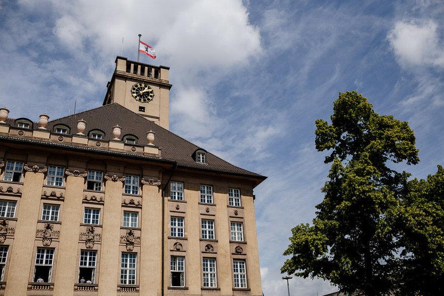 Urząd ślubny w Berlinie