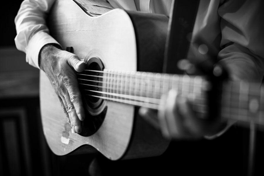 Muzyka na ślubie gitarzysta