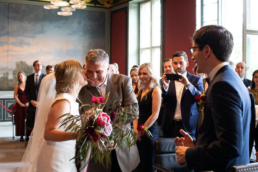 Emocje w dniu ślubu - reportaż ślubny