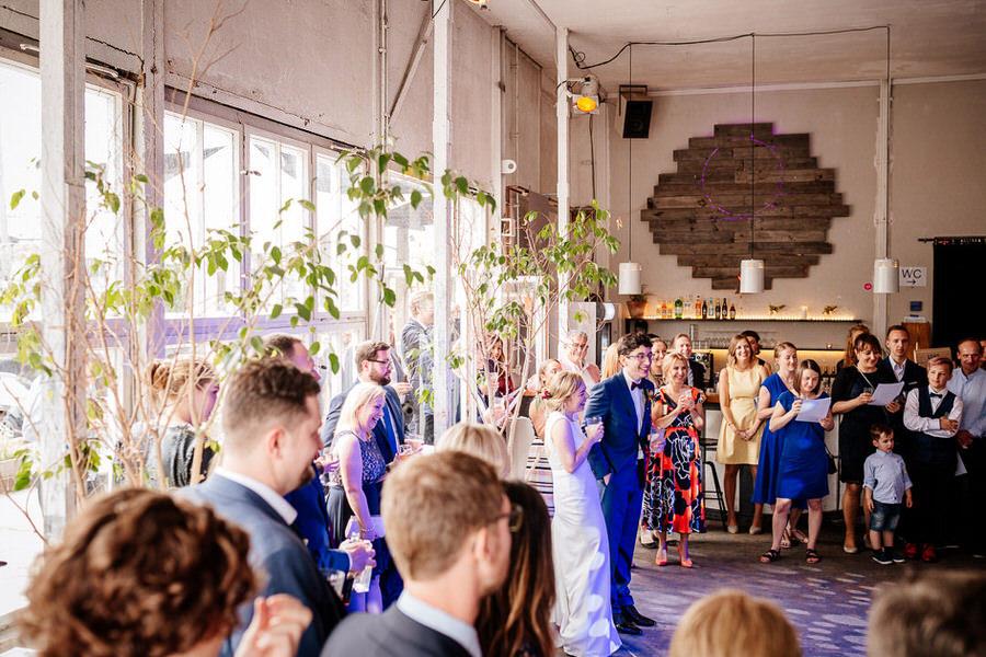 Reportaż ślubny Kaos Berlin