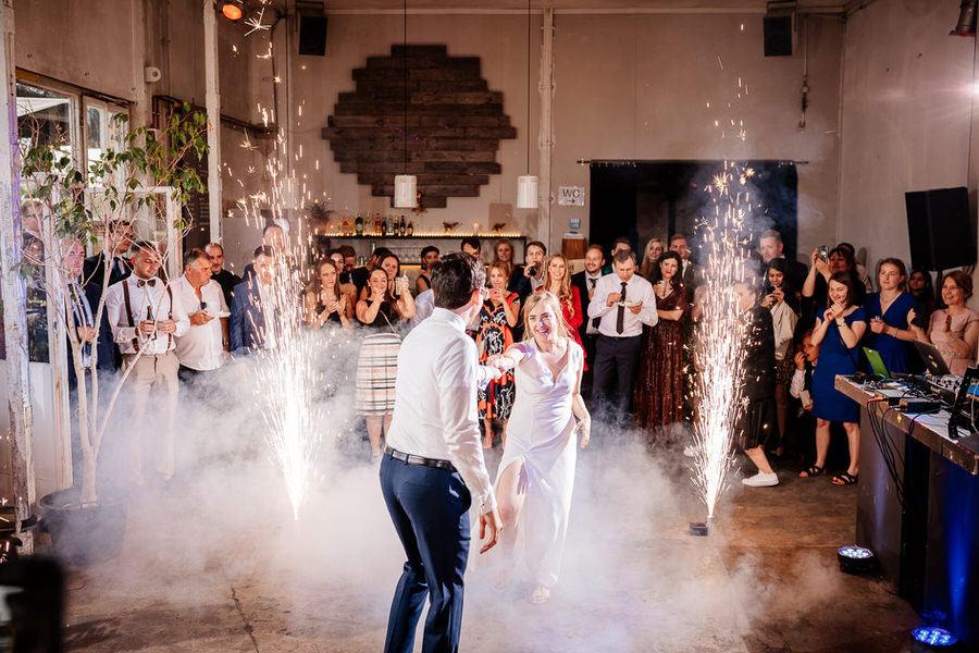 Pierwszy taniec - reportaż ślubny Berlin