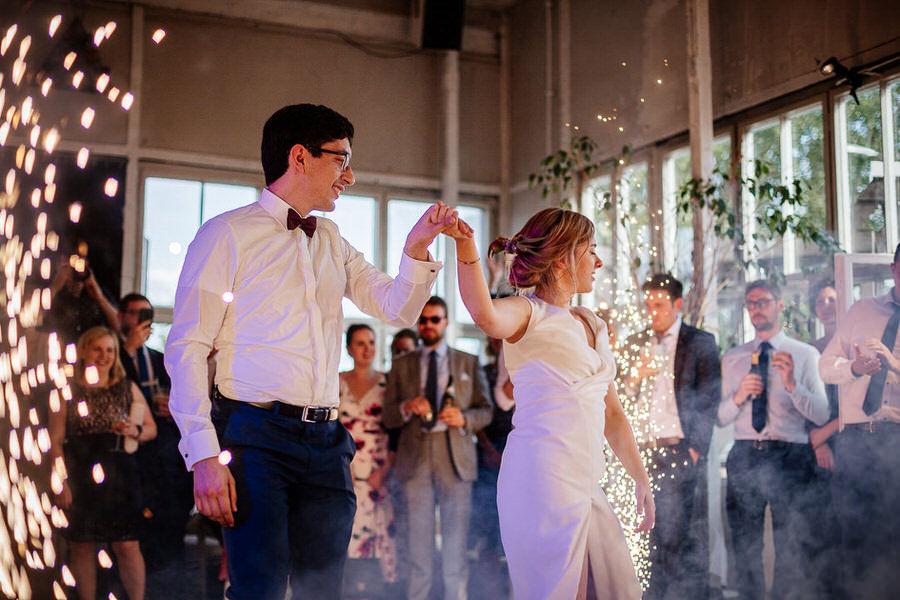 Reportaż ślubny pierwszy taniec Berlin