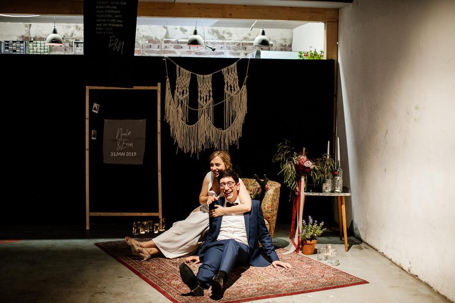 Reportaż Miejskie wesele na luzie w Berlinie