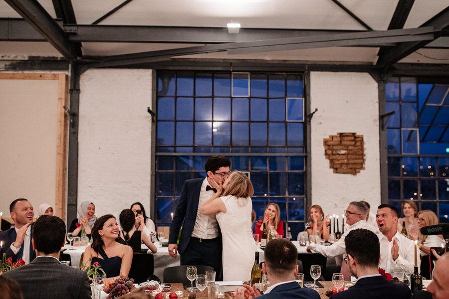 klimatyczny ślub w stylu industrialnym - reportaż
