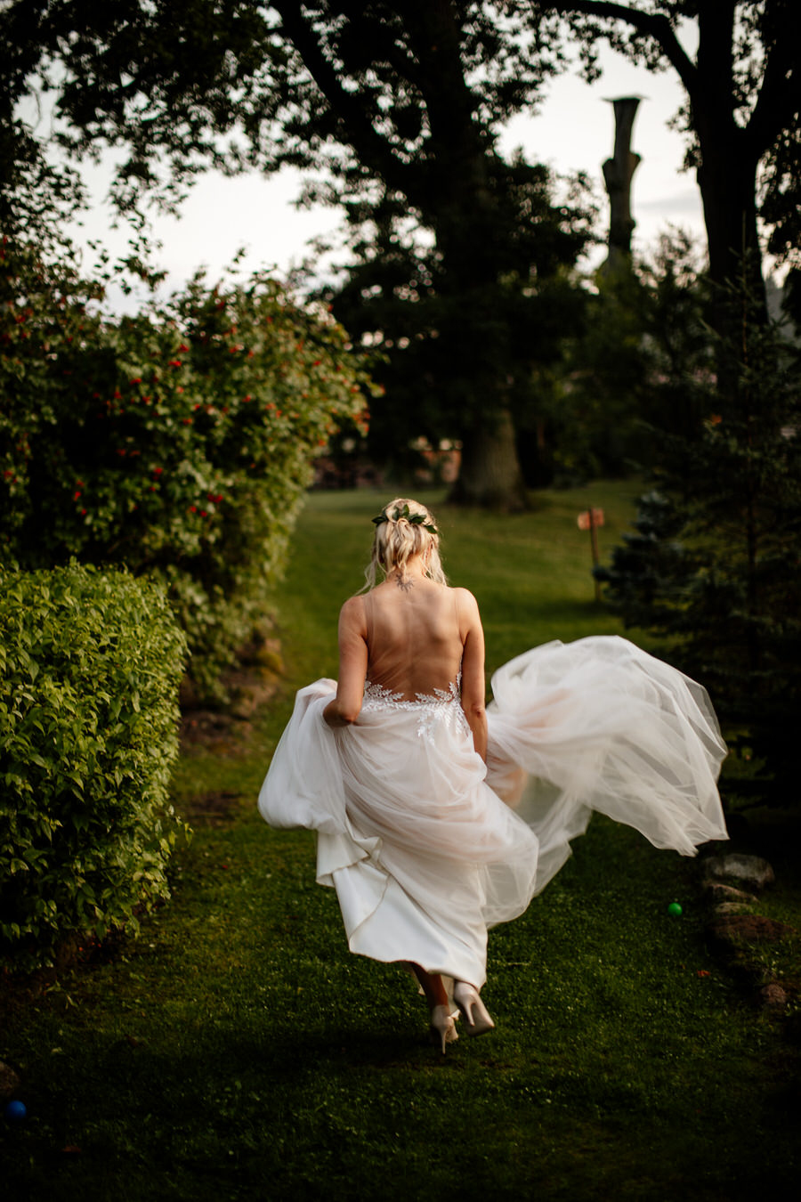 fanfaronada bridal suknia ślubna