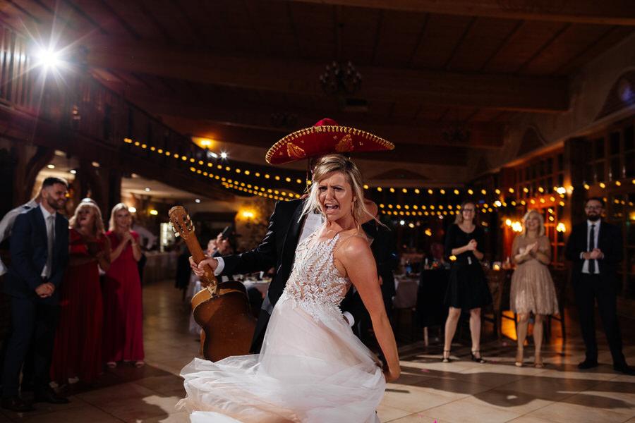 jakie zabawy na wesele