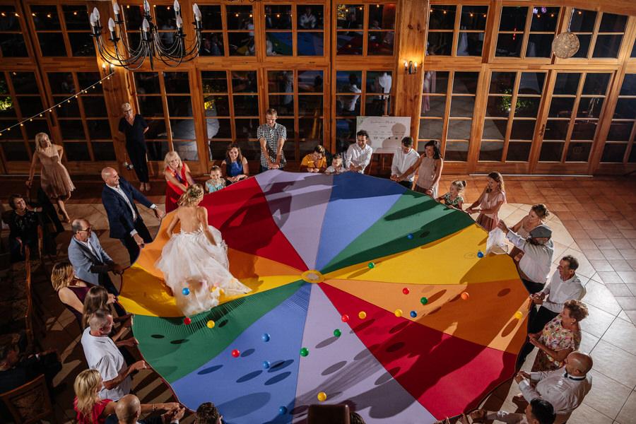 młyn nad starą regą zabawa weselna