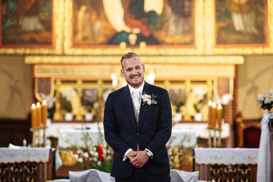 reportaż ślubny szczecin ślub w kościele