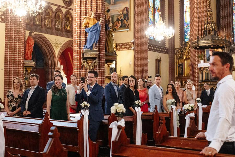 ślub kościelny w dobie pandemii
