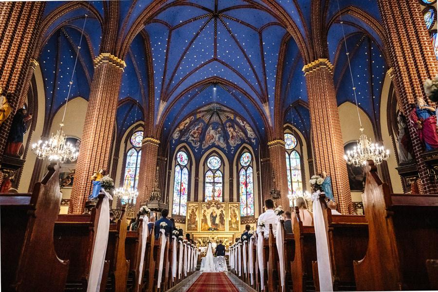 kasia i tomek fotografia szczecin ślub w kościele