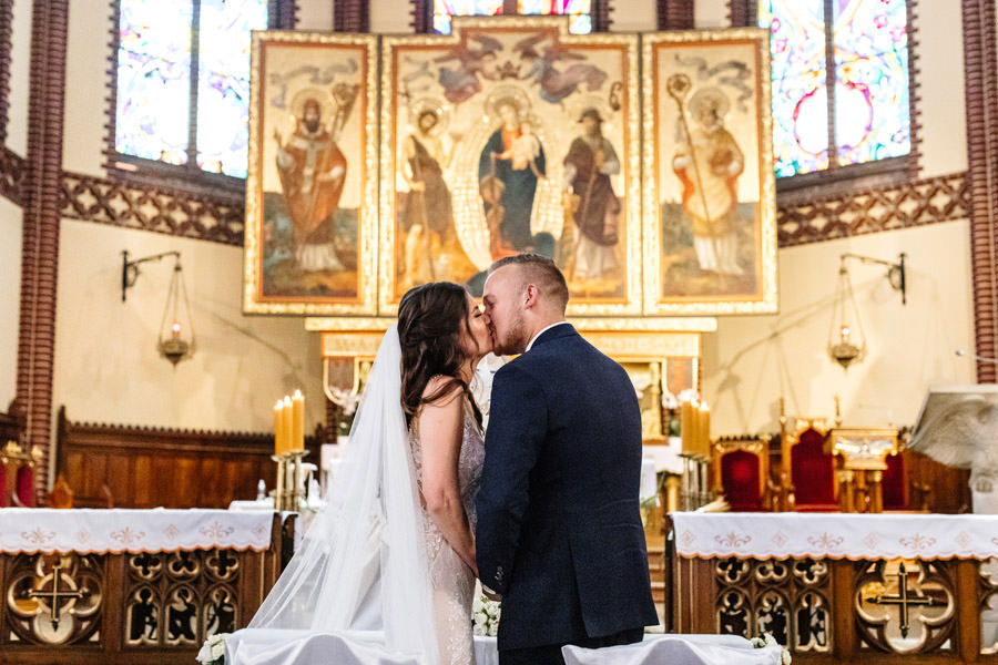 bazylika mniejsza szczecin bogurodzicy ślub reportaż