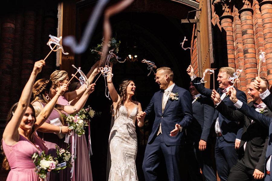 radosne zdjęcia ślubne, fotograf szczecin kasia i tomek