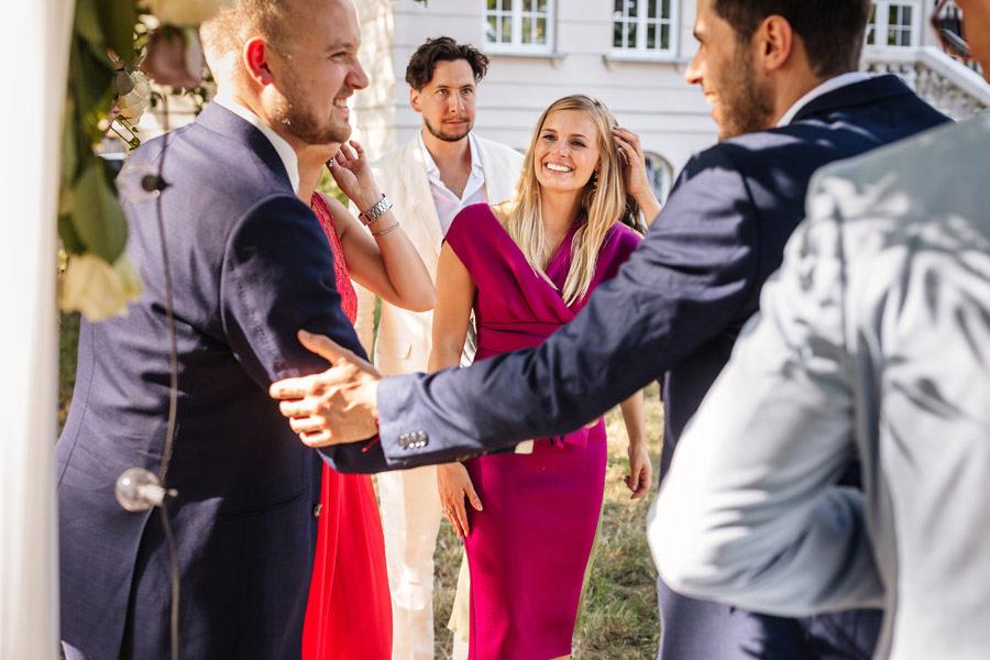 pałac rajkowo ślub w plenerze szczecin