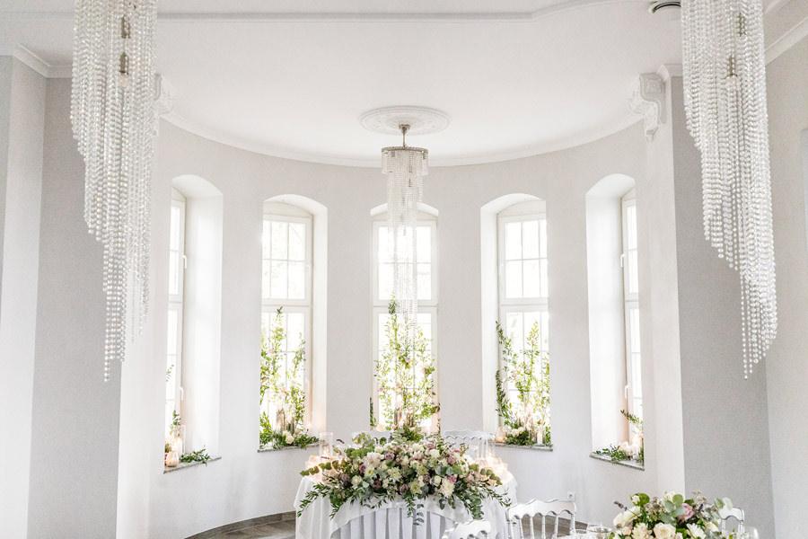 pałac rajkowo sala na eleganckie wesele szczecin