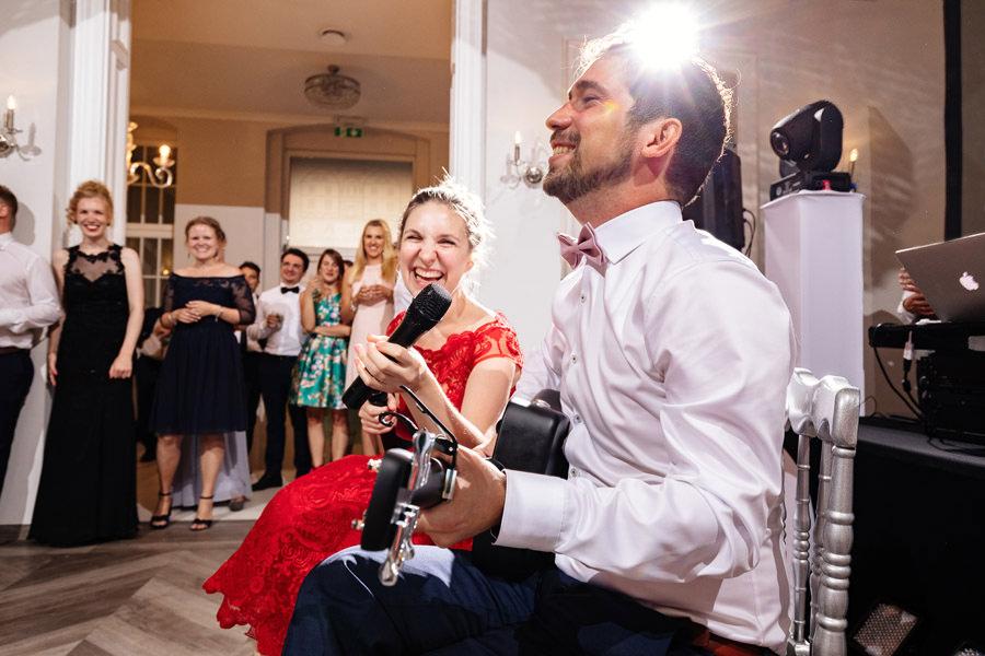 niespodzianka na wesele mini koncert znajomych
