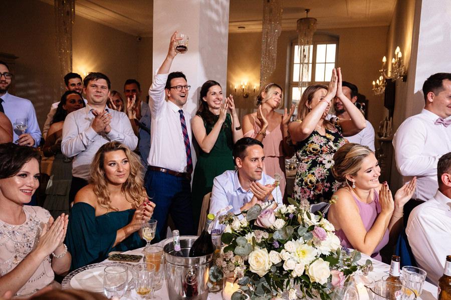 wesele w czasie pandemii zabawy dla gości