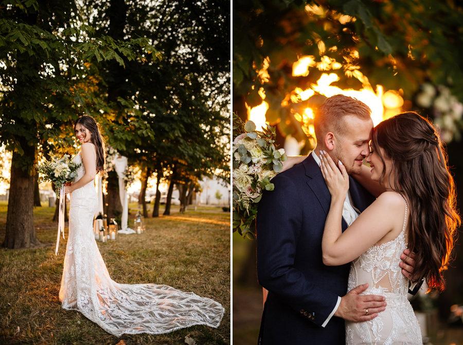 kasia i tomek fotograf ślubny szczecin pałac rajkowo