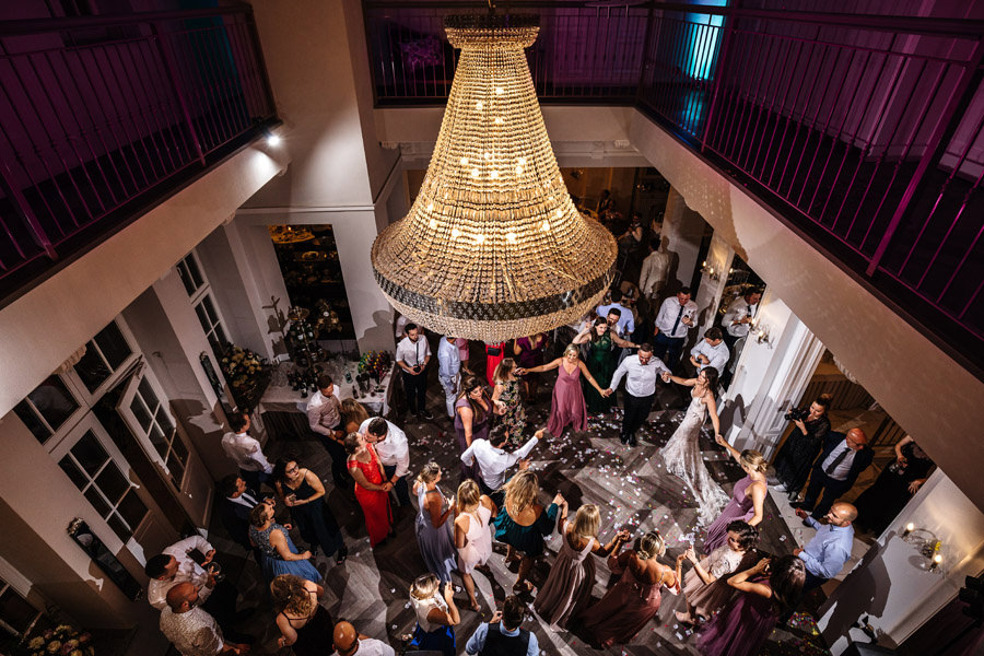 najciekawsze miejsca na wesele szczecin
