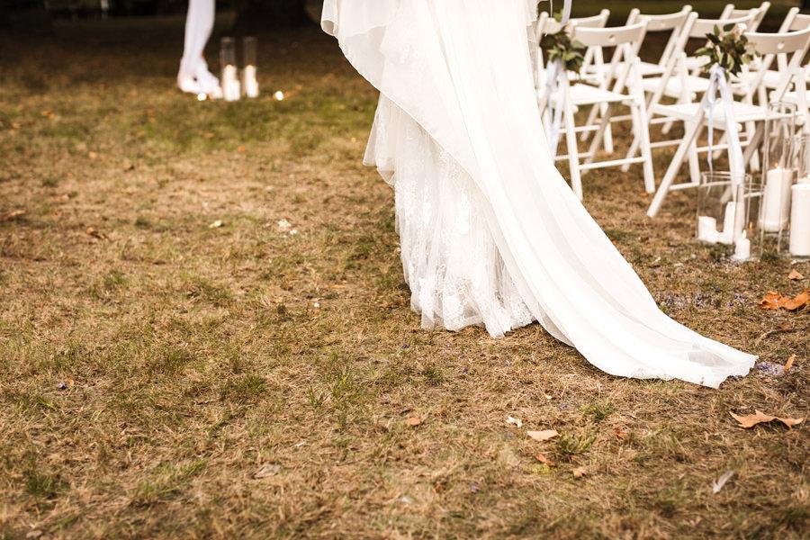 szczecin ślub plenerowy jesienią zdjęcia