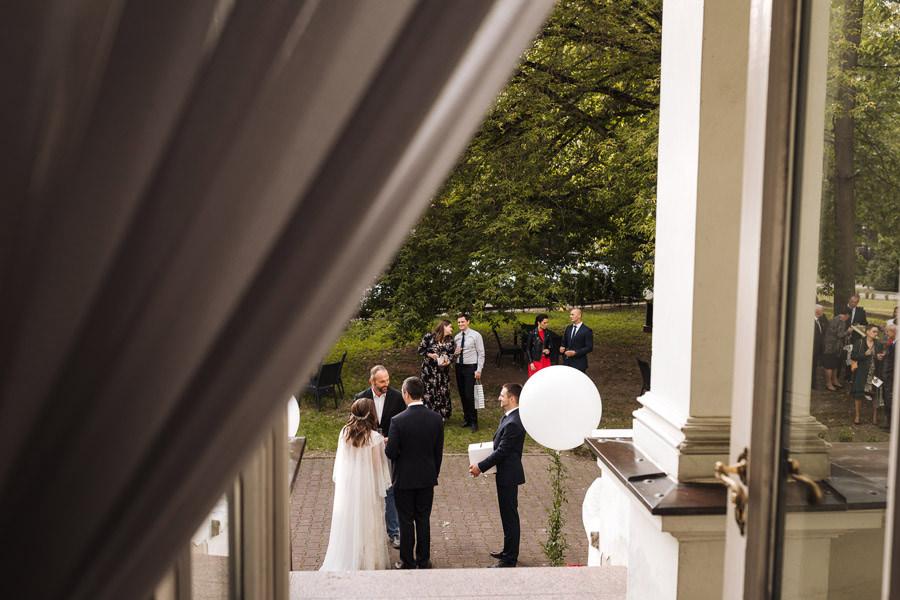 szczecin wesele w mieście willa matejki 8