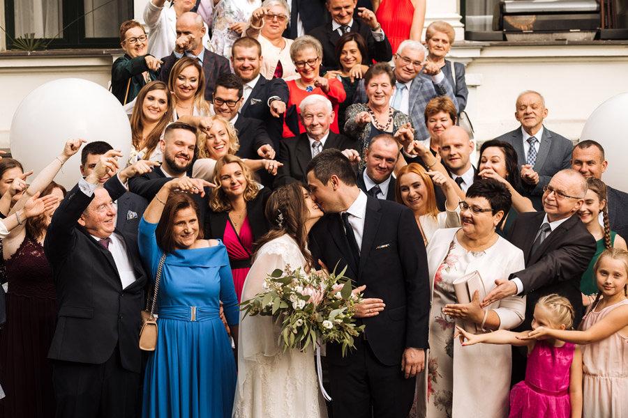 matejki 8 wesele kameralny ślub zdjęcia