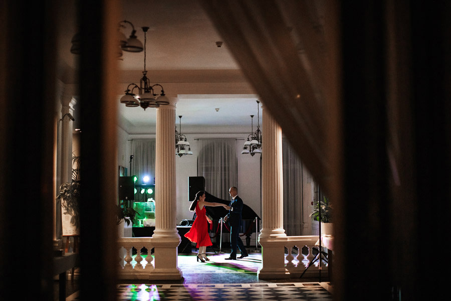 ciekawa sala na wesele Szczecin - matejki 8